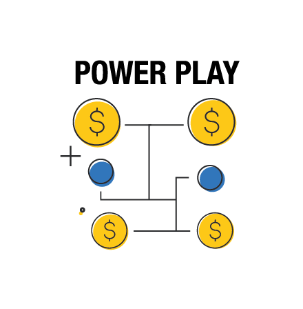 A quoi sert l'option multiplicatrice Power Play au Powerball ?