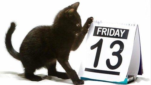 Les superstitions du vendredi 13
